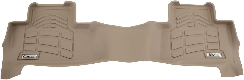 Wade 72-134064 Tan Sure-Fit 2nd Row Floor Mat