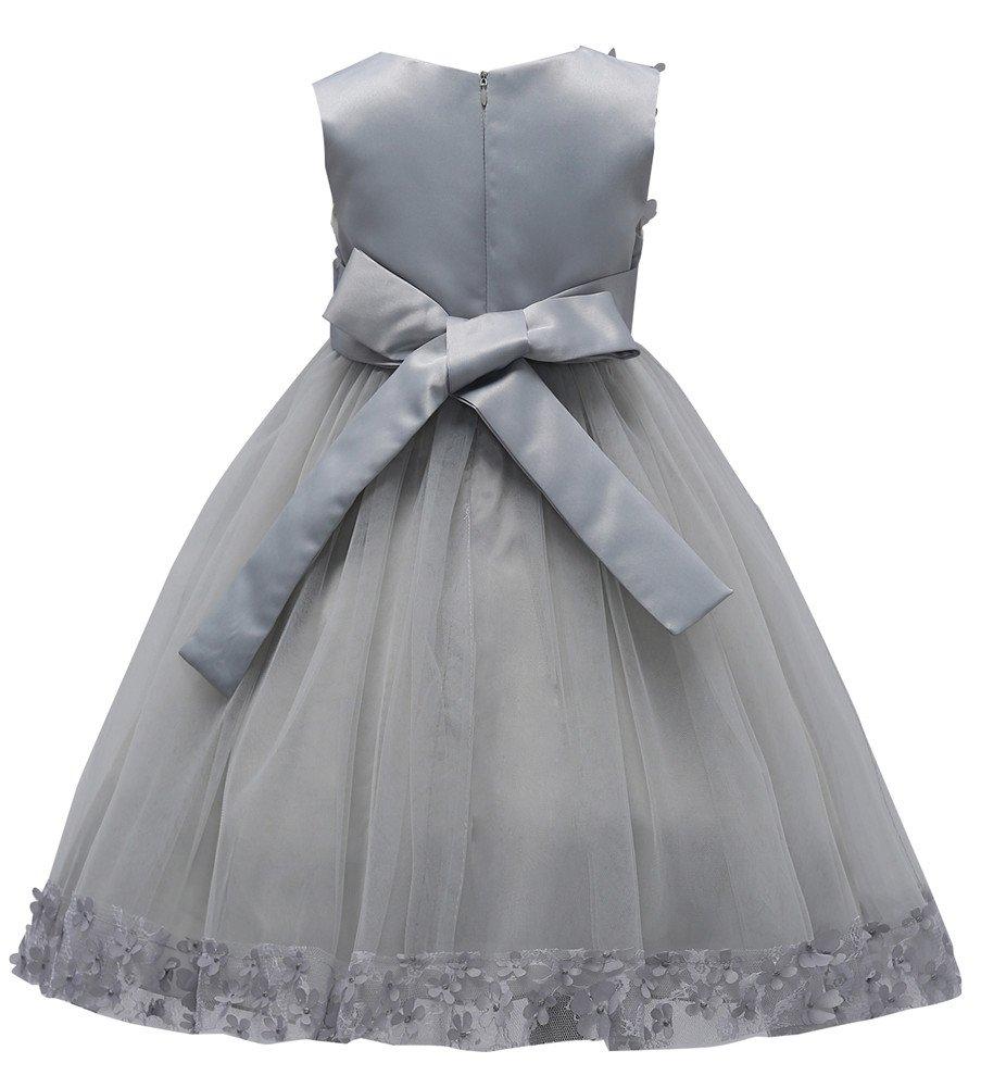 WEONEDREAM Bridesmaid Dresses for Girls 8