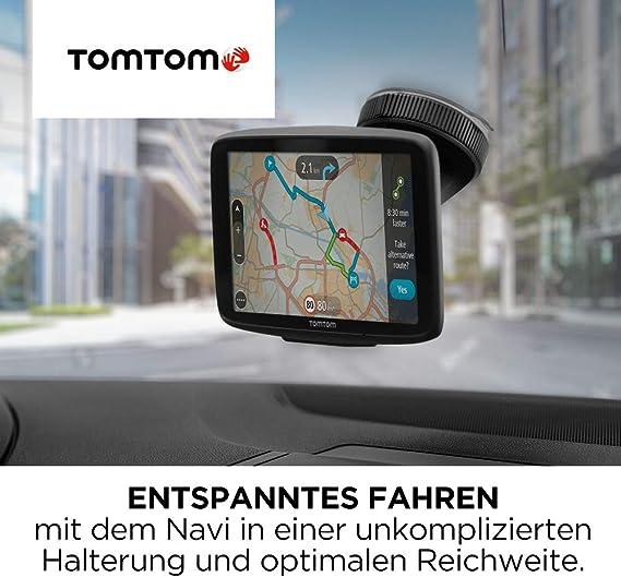 Tomtom Click Go Halterung Für Die Windschutzscheibe Elektronik