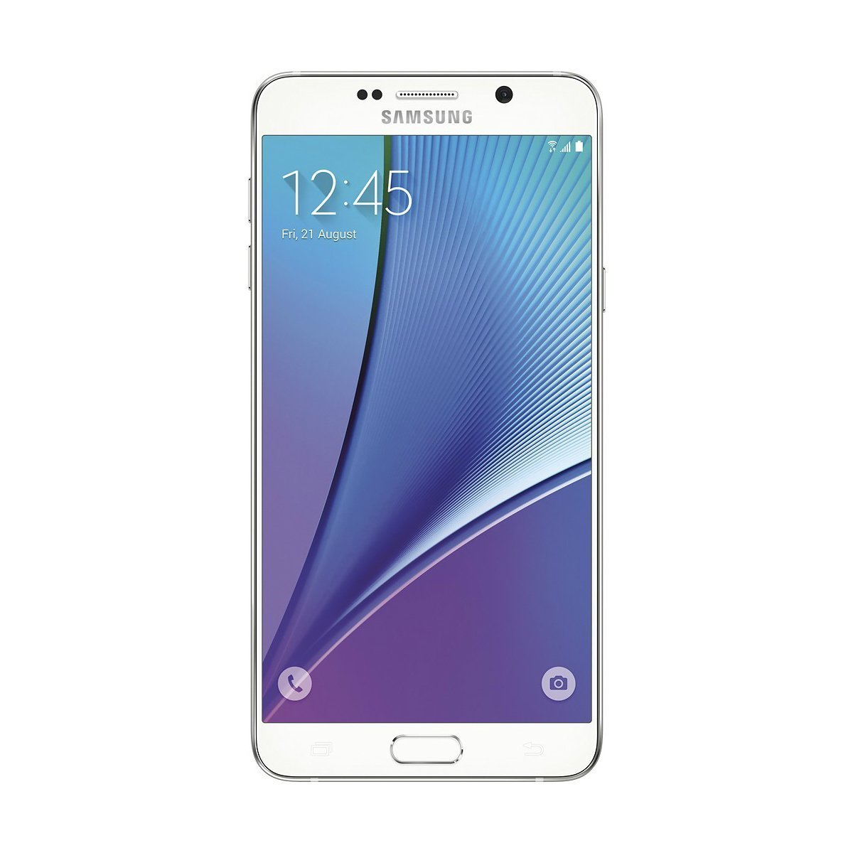 Samsung Galaxy Note 5 N920T 32GB T-Mobile GSM Unlocked - White Pearl