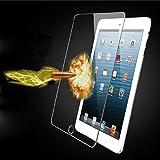 Balee iPad Air / Air2 ブルーライト カット 90% ガラスフィルム 液晶保護 ガラス フィルム 強化ガラス アイパッド エア エア2 ラウンドエッジ