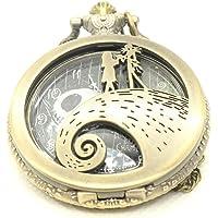 Reloj de bolsillo de peliculas jack amor