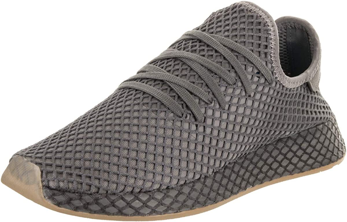 Competitivo experiencia Odio  Amazon.com | adidas Men Deerupt Runner Gray Grey Four Footwear White Size  12.0 US | Running