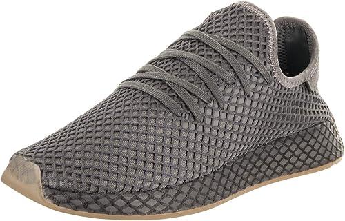 adidas Men Deerupt Runner Gray Grey