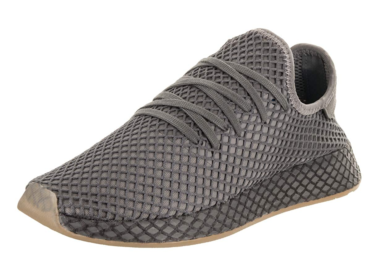 info for 5c4ff e12b9 adidas Men Deerupt Runner (Gray/Grey Four/Footwear White)