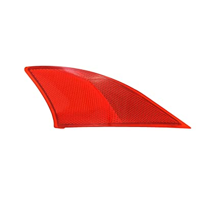 TYC 17-5477-00-1 Compatible with LEXUS Right Replacement Reflex Reflector: Automotive