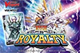 Vanguard Rise to Royalty Mega Trial Deck 1 C15 Card Game by Vanguard