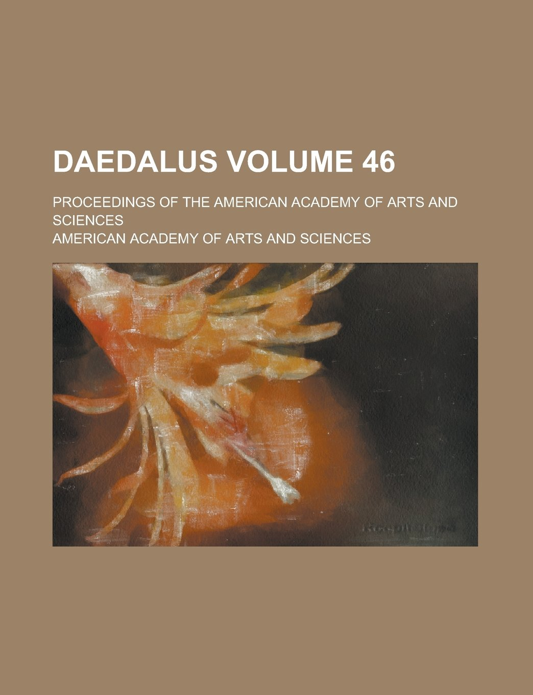 Download Daedalus; proceedings of the American Academy of Arts and Sciences Volume 46 pdf epub