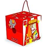 Scratch - 276181049 - Jeu de l'oie et Ludo  - Cirque -  2 jeux