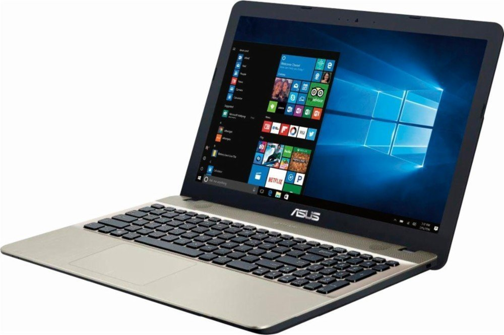Amazon.com: 2018 Asus VivoBook Max 15.6 inch HD Flagship High Performance Laptop Computer, Intel Quad-Core Pentium N4200 Processor up to 2.5 GHz, 4GB RAM, ...