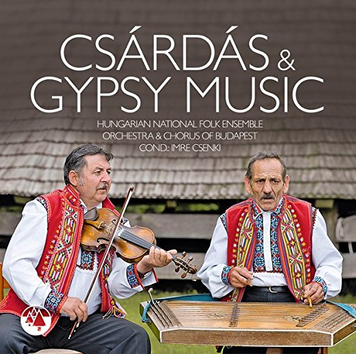- Csárdás & Gypsy Music