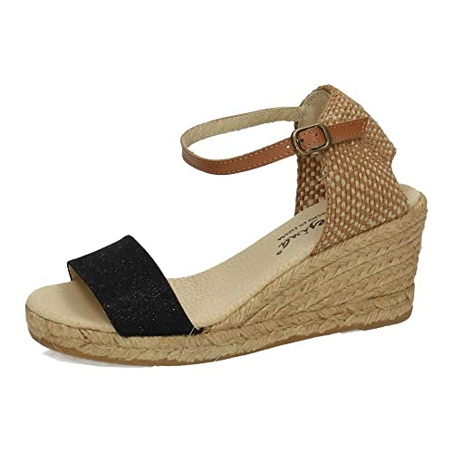MADE IN SPAIN 485 Alpargata Campesina Mujer Alpargatas: Amazon.es: Zapatos y complementos