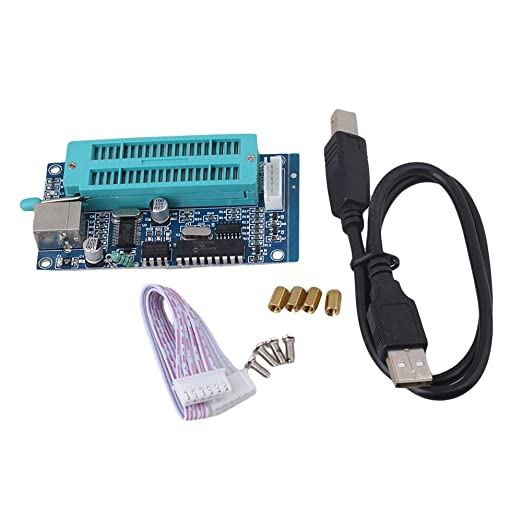 2 opinioni per BQLZR Pic Microcontroller K150ICSP programmatore usb programmazione automatica