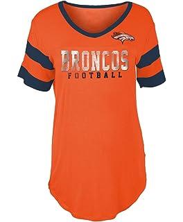 c55bc297 Amazon.com : New Era Minnesota Vikings Ladies Slub Jersey 3/4 Sleeve ...
