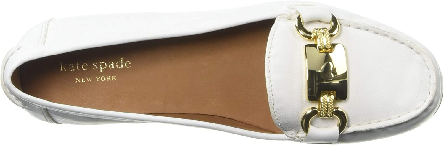 Kate Spade New York Womens Carson Driving Style Loafer