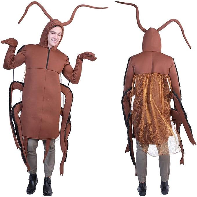 KIMODO Disfraz de Halloween para adultos Disfraz de parodia ...