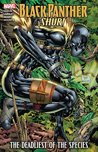 Black Panther: Shuri - Deadliest of the Species (Black Panther (2008-2010))