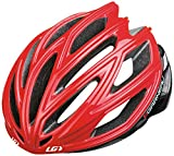 Louis Garneau - HG Men's Sharp Helmet, Medium, Red/Black