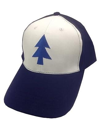 Dipper Pines Blue Tree Baseball Cap  Amazon.co.uk  Clothing 3eb170334bbb