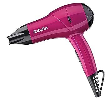 Estilo con Babyliss Nano 1200 W marca nuevo secador de pelo