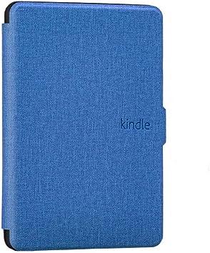 WDBHTAO Funda Kindle Kindle 8 E-Reader Caso PU Cubierta De Silicona para Kindle 8 Generación Ebook Piel Calienta Disspate Soft Shell: Amazon.es: Electrónica
