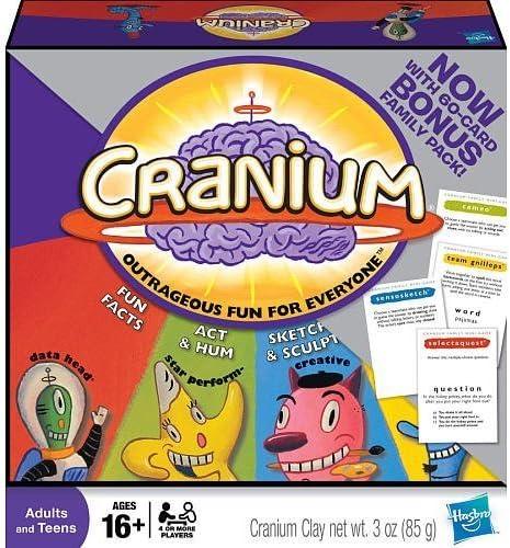 Cranium Board Game with Bonus Pack: Amazon.es: Juguetes y juegos