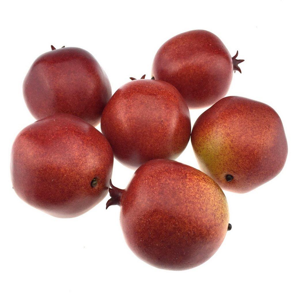 Gresorth-6pcs-Lifelike-Artificial-Pomegranet-Decoration-Fake-Pomegranate-Fruit-Home-Party-Kitchen-Festival-Show