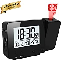 OurLeeme Relojes de Proyección, Despertador Proyector, Relojes