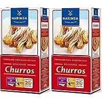 Harimsa preparado para churros