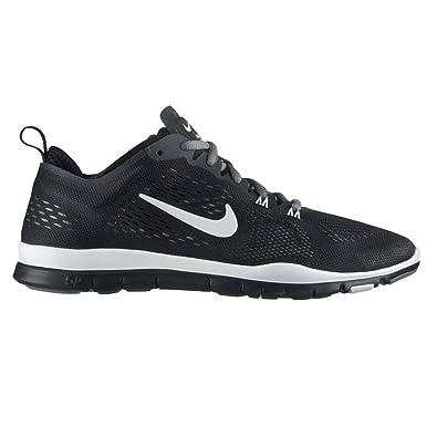 on sale 79bb0 c3713 Nike Herren Free 5.0 TR Fit 4 Breathe Schwarz Mesh Laufschuhe