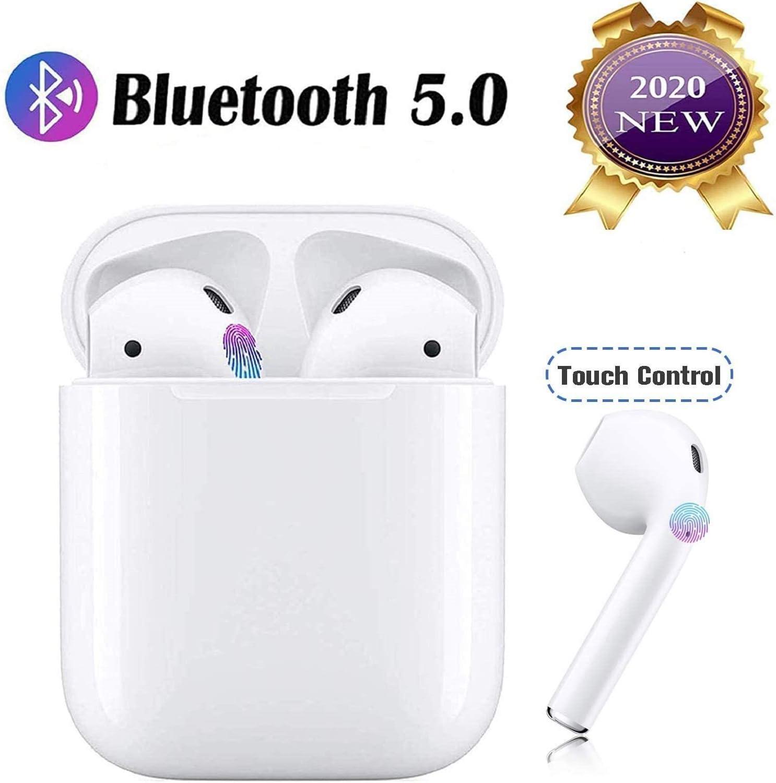 Auriculares y accesorios Auriculares Inalmbricos Bluetooth 5 ...