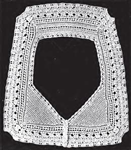 Free Vintage Crochet Yoke Patterns : Corset Cover Yoke 913. Vintage Crochet Pattern [Annotated ...