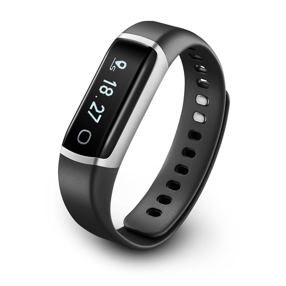 TicBand 24//7 Activity Tracking with Heart Rate Monitor Automatic Sleep Tracking Fitness Tracker
