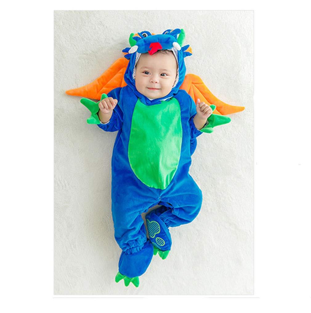 Faschingskost/üme Baby Hund,Unisex Tiere Strampler Kleinkind Spielanzug Halloween Cosplay
