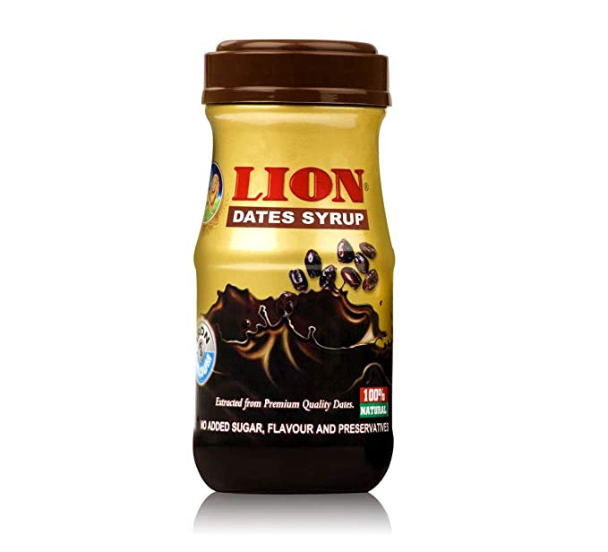 Lion dates syrup buy online