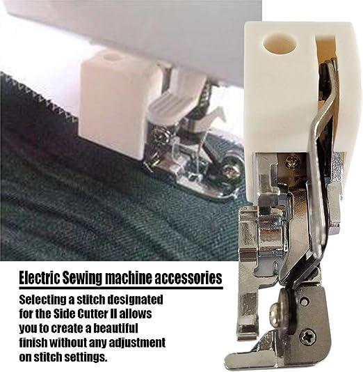 Prensatelas de corte lateral de metal y plástico duradero + ...