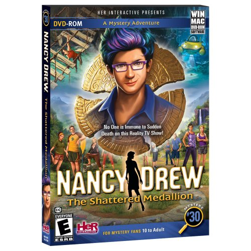 Nancy Drew: The Shattered Medallion - Multiple (Windows and Mac): select - A And C Online Store