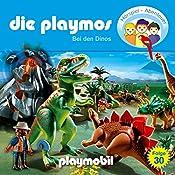 Bei den Dinos (Die Playmos 30) | David Bredel, Florian Fickel