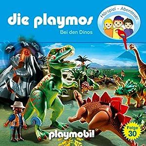 Bei den Dinos (Die Playmos 30) Hörspiel