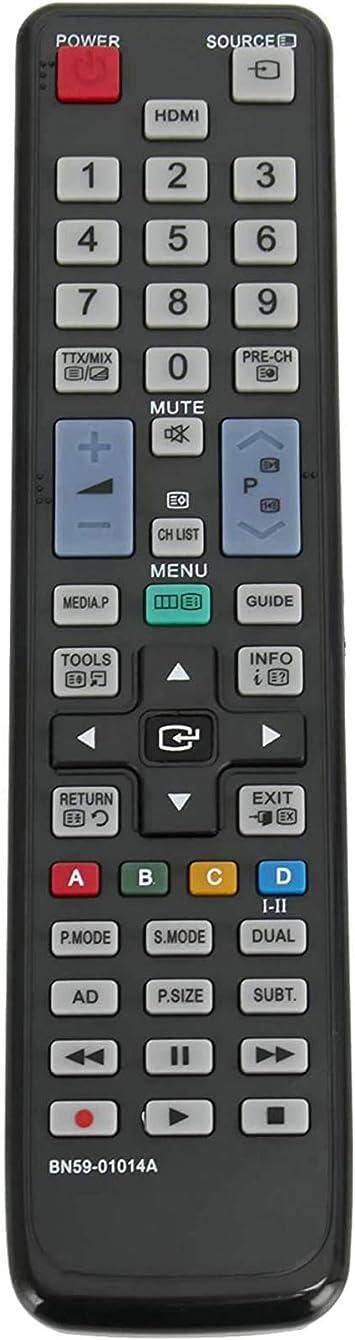 TV Ersatz Fernbedienung BN59-01014A für Samsung UA22C4000PD UA22C4000PM