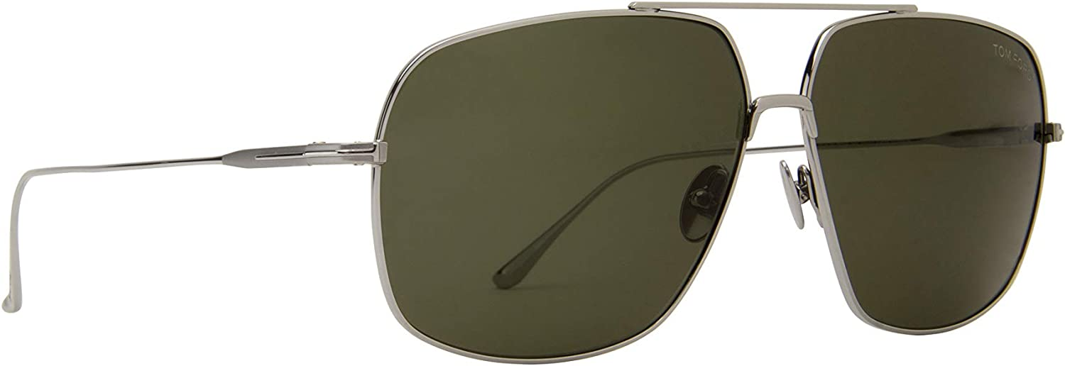 Tom Ford Sonnenbrille (FT0746) Palladium Glanz