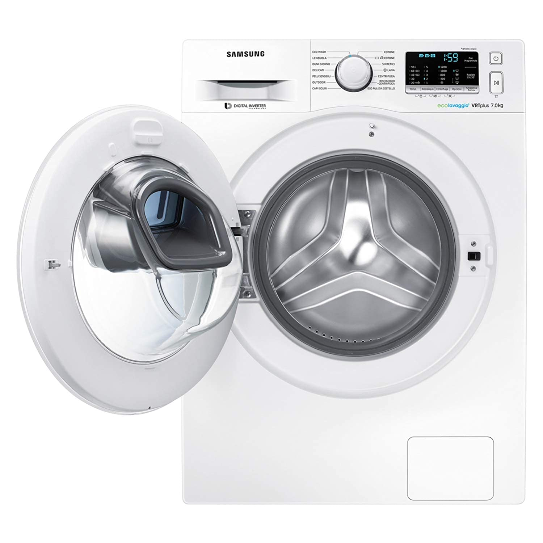 Samsung WW70K5210XW - Lavadora (Independiente, Carga frontal ...