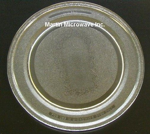 Kitchen Aid Glass Turntable Plate/Tray 14 1/8'' # 4313640