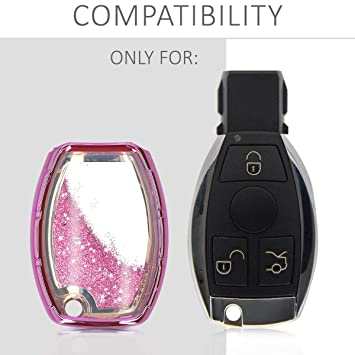 Amazon.com: kwmobile - Carcasa para llave de coche para ...