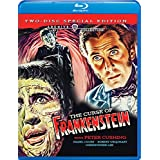Curse of Frankenstein, The [Blu-ray]
