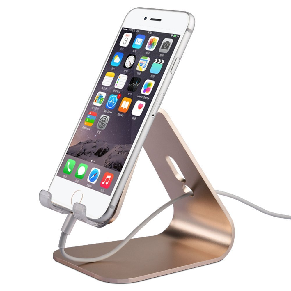Amazoncom Phone Stand KBTEL Aluminum Alloy Smart Phone Display