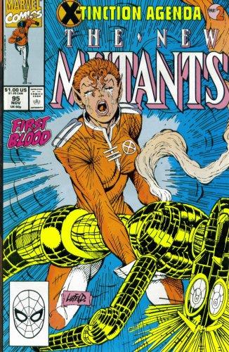 Amazon.com: The New Mutants #95 : Shell Game (X-Tinction ...