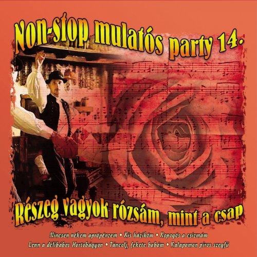 Non-Stop Mulatós Party, Vol. 14 (Részeg Vagyok Rózsám, Mint A - Stop Non Mint