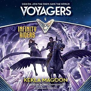 Infinity Riders Audiobook
