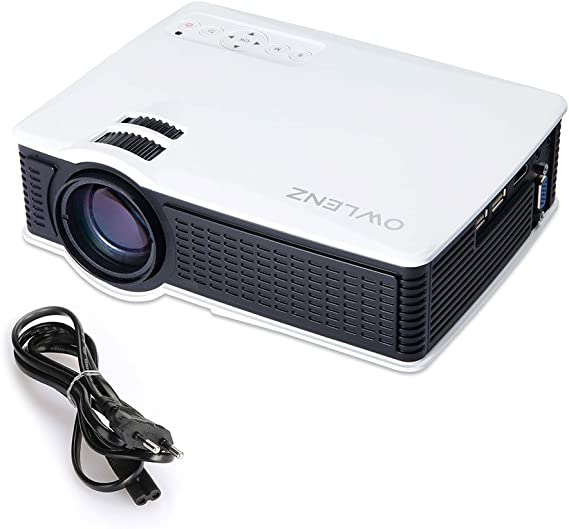 Proyector SD50 Proyector LED PC Premium HDMI VGA 1500 lúmenes ...